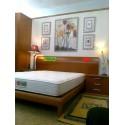 Dormitorio Cerezo ,detalle cabecero