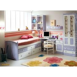 Colormobel compacto,colormobel compacto estudio,colormobel nido decoración ycolor mobel nido Flip-Flop