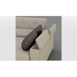 Modular PLUS Tumbona ,PLUS detalle arcón ,Plus tumbona detalle abatible ,Plus detalle brazo